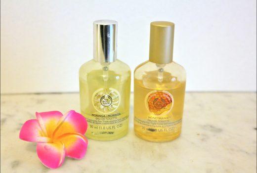Eaux de toilette parfums The Body Shop 1