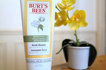 Crème sensitive Burt's Bees