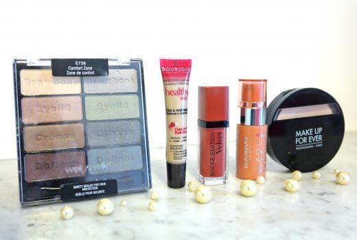 Indispensables make-up rentrée