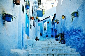 Voyager au Maroc : le nord - Chefchaouen