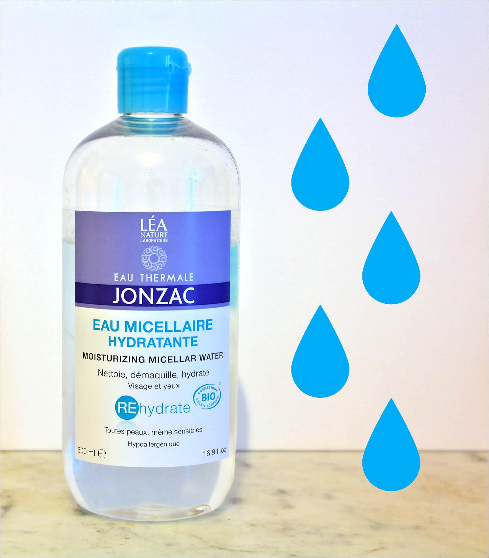Eau micellaire hydratante Jonzac