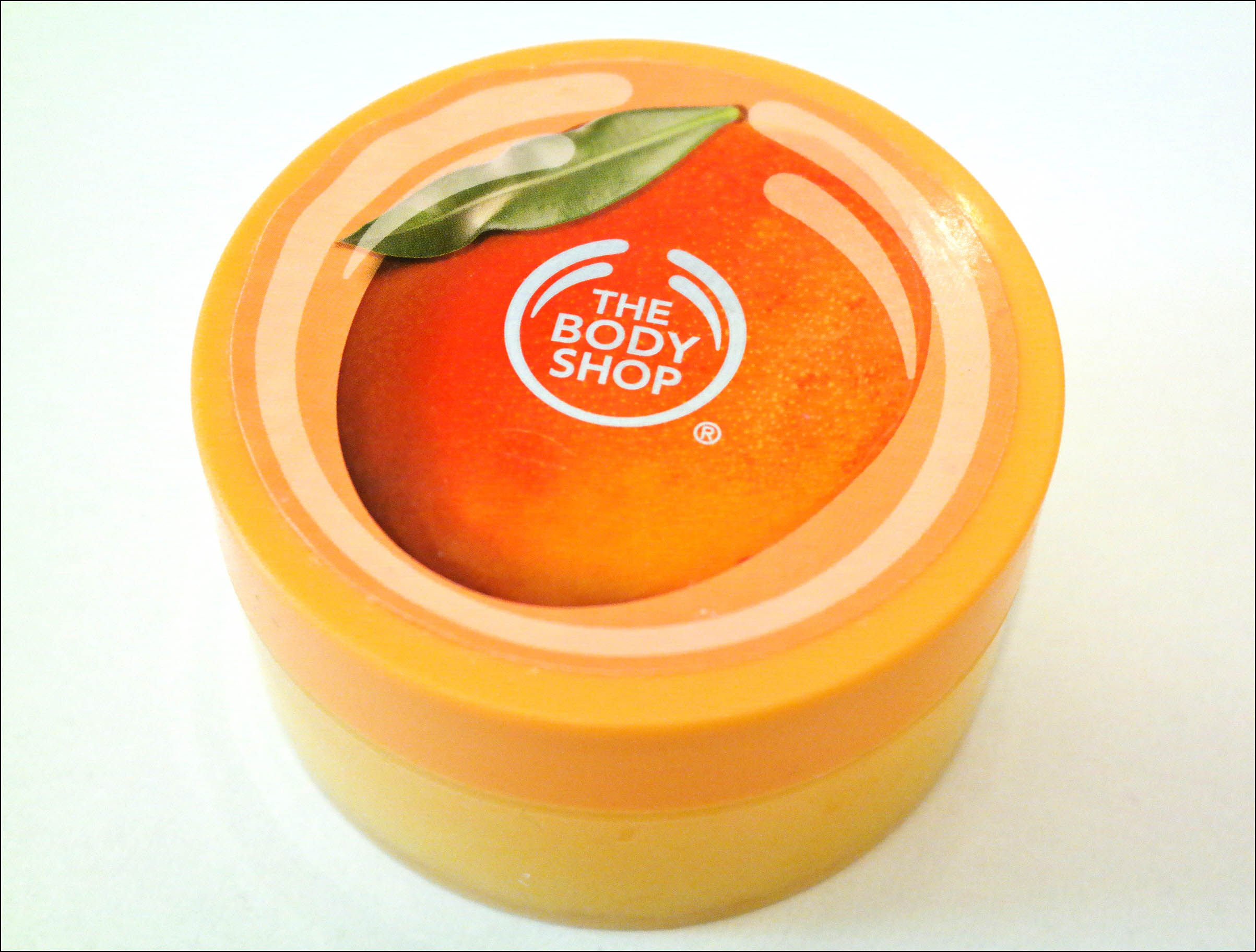 gommage, gommages corps, the body shop, gommage mangue