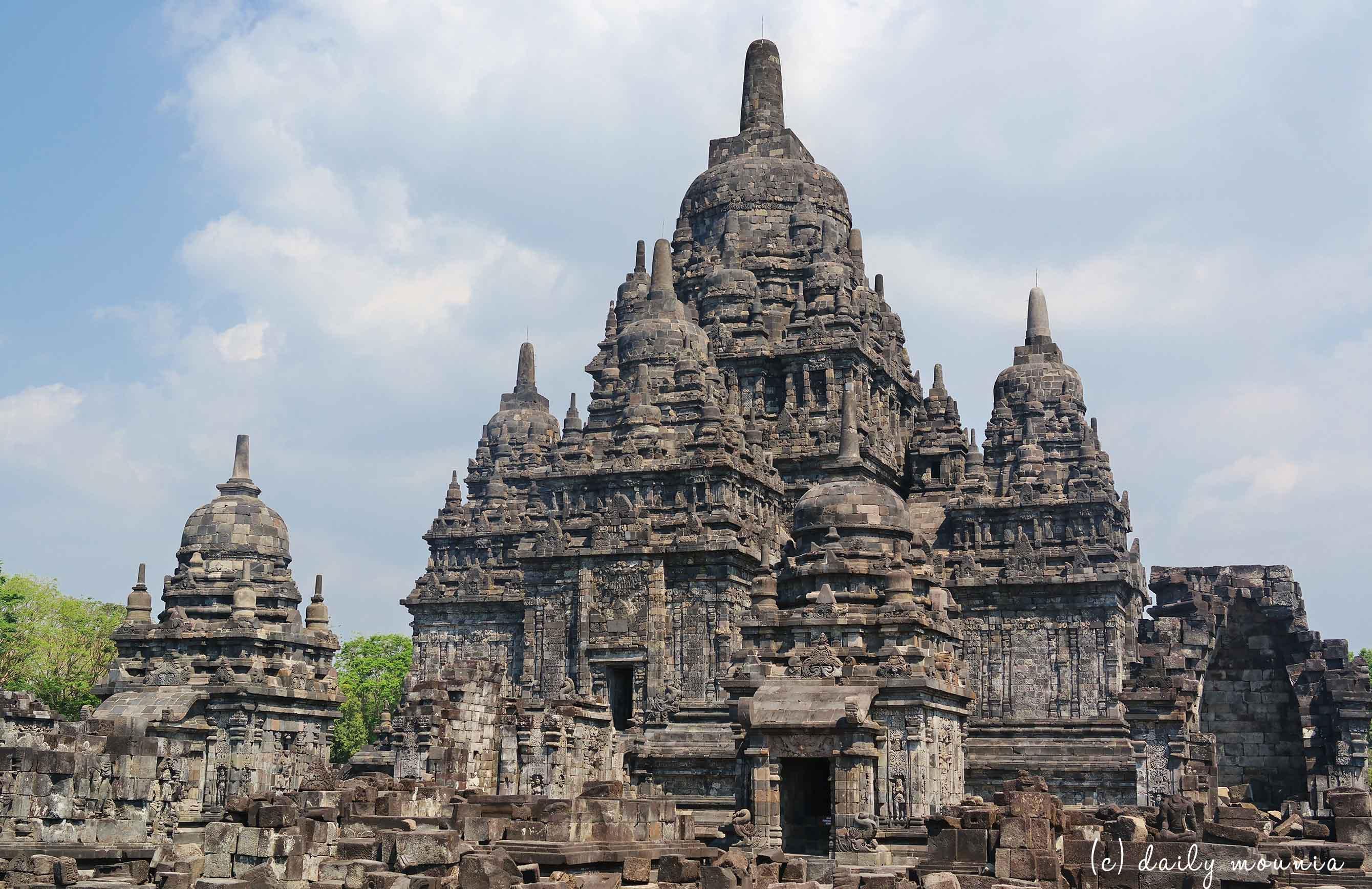indonésie, yogyakarta, java, prambanan
